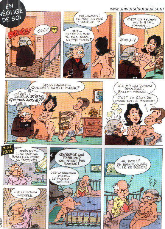 le sexe de bande dessinée énorme sexe